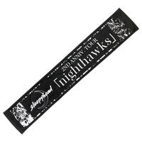 《nighthawks》MUFFLER TOWEL