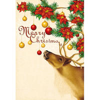 POSTCARD  「Merry Christmas」