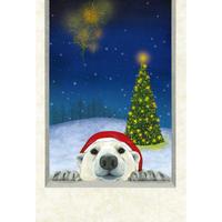 POSTCARD 「Happy Christmas!」