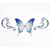 ブルーユリシス&ツタ2点セット / bluemessage