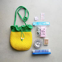 SOUVENIR SET(5 ITEMS SET) from THAILAND by KENJI SAZANAMI