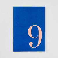 DAILY NOTE/COLOR 「9」