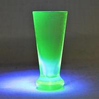 品番 g-0772 ウランガラス ショットグラス