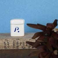 品番 t-0286 パピリオ化粧瓶 白磁