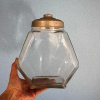 品番 g-0711 変形 菓子瓶