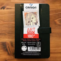 CANSON ART BOOK 180°  (S)