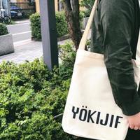 "WRITE&DRAW.×YOKIJIF ECOBAG ""logo"""