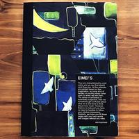 "WRITE&DRAW.×Eimei's Art ORIGINAL NOTEBOOK ""Chemical Night"""