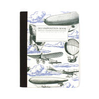 """DECOMPOSITION BOOK """"AIRSHIPS"""""""