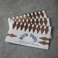 BOOK DARTS 本を傷めないクリップタイプのしおり