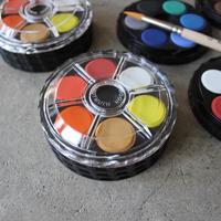 KOH-I-NOOR ディスク型固形水彩 18色