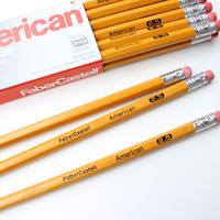 【デッドストック】Faber Castell American 鉛筆