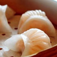 鮮蝦餃(海老入り蒸しぎょうざ) 8入 [冷凍品]