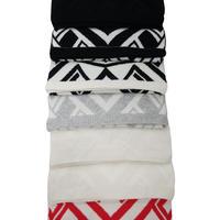Geometric shawl_wide