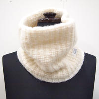Simple Snood < White / Black >