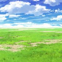 【イラスト背景】【合作】時差雲04_05