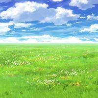 【イラスト背景】【合作】時差雲04_04