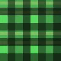 緑チェック柄07