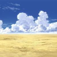 【イラスト背景】【合作】時差入道雲01_03