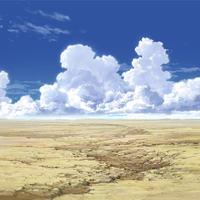 【イラスト背景】【合作】時差入道雲01_09