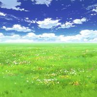 【イラスト背景】【合作】時差雲01_04