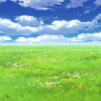 【イラスト背景】【合作】時差雲05_04