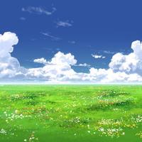 【イラスト背景】【合作】時差入道雲03_01