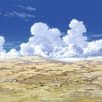 【イラスト背景】【合作】時差入道雲01_12