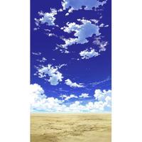 【イラスト背景】【合作】青空_縦PAN用01_06