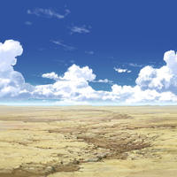 【イラスト背景】【合作】時差入道雲03_09