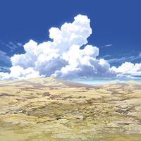 【イラスト背景】【合作】時差入道雲04_12