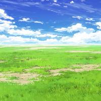 【イラスト背景】【合作】時差雲02_05