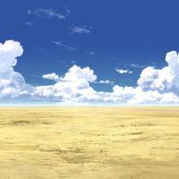 【イラスト背景】【合作】時差入道雲03_03