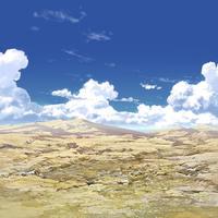 【イラスト背景】【合作】時差入道雲03_12