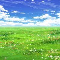 【イラスト背景】【合作】時差雲02_01