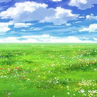 【イラスト背景】【合作】時差雲04_01