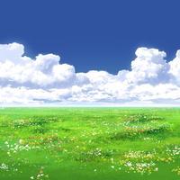 【イラスト背景】【合作】時差入道雲05_01