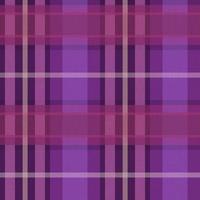 紫色チェック柄01