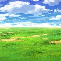【イラスト背景】【合作】時差雲04_02