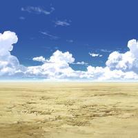 【イラスト背景】【合作】時差入道雲03_06