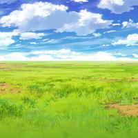 【イラスト背景】【合作】時差雲04_08