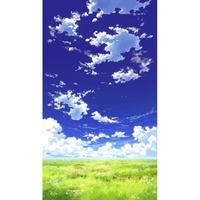 【イラスト背景】【合作】青空_縦PAN用01_13