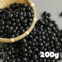 北海道産 大粒黒豆200g