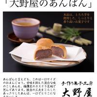 大野屋のあんぱん 10個入(手作り菓子工房 大野屋)