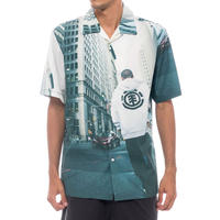 ELEMENT CITY SKATE ALOHA S/S SHIRTS
