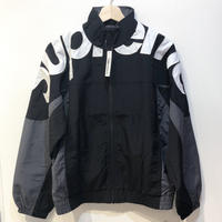 Supreme Shoulder Logo Track Jacket BLK/ S