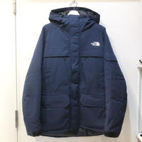 THE NORTH FACE McMurdo Parka NAVY(USED)
