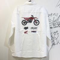 Supreme®/Honda/Fox Racing Work Shirt M