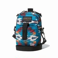 NEW ERA SHOULDER POUCH  PENDLETON TURQUOISE