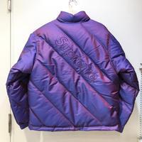 Supreme Iridescent Puffy Jacket M
